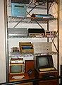 Microcomputer collection rack - Computer History Museum (2007-11-10 21.24.22 by Carlo Nardone).jpg