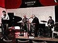 Mike Armando performing at Somethin Jazz Club, N.Y.C,.jpg