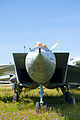 Mikoyan-Gurevich MiG-25RB @ Central Air Force Museum 03.jpg