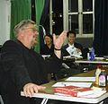 Milan Zeleny in class at Fu Jen University 2006.jpg