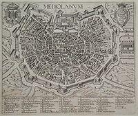 Milan in 1621.