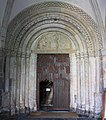Millstatt - Stiftskirche - Portal.jpg