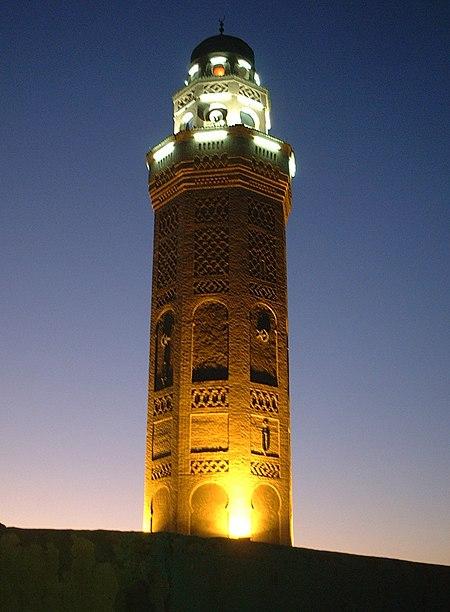 File:Minaret - Tozeur.jpg