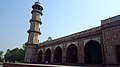 Minaret at Tomb of Jahangir - Damn Cruze 2.jpg