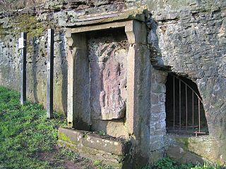 Minervas Shrine, Chester