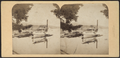 Minnehaha (steamer), Lake George, by Deloss Barnum.png