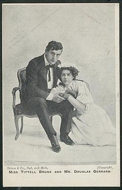 Miss Tittell Brune, Mr. Douglas Gerrard, 1905 (8285826189).jpg