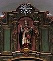 Mission San Carlos Borromeo de Carmelo (Carmel, CA) - basilica interior, reredos, Saint Charles Borromeo.jpg