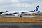 Mitsubishi Aircraft Corporation, JA23MJ, Mitsubishi MRJ90STD (30416419778).jpg