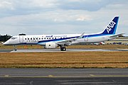 Mitsubishi Aircraft Corporation, JA23MJ, Mitsubishi MRJ90STD (30416419778).jpg