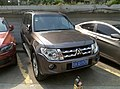 Mitsubishi Pajero CN Spec V6 3.0L(After First Minor change)02.jpg