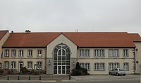 Mittelbronn, Mairie et l'école.jpg