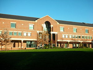 University of Missouri School of Law - Hulston Hall is home to the University of Missouri School of Law