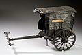 Model ambulance, India, 1890-1930 Wellcome L0058342.jpg