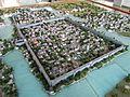 Model of Nantong City in Nantong Museum 2013-01.JPG