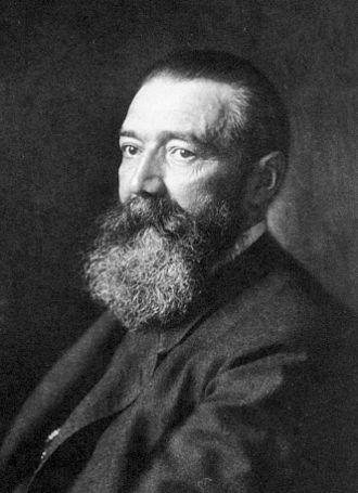 Paul Julius Möbius - Paul Julius Möbius (1853-1907)