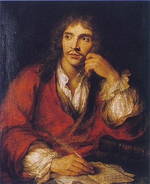French alexandrine - Molière