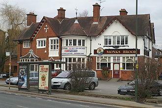 Monks Brook - Monks Brook public house