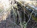 Monroe County - Victor Pike - abandoned railway - trestle - P1120774.JPG