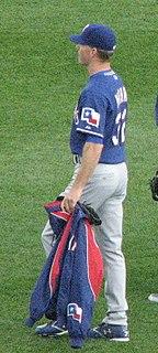 Ron Mahay American baseball player