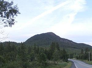 Adstock, Quebec - Mont Adstock