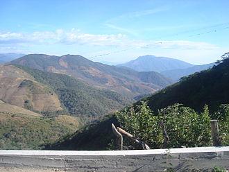Loja Province - Macará Mountains