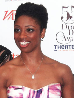 Montego Glover American actress