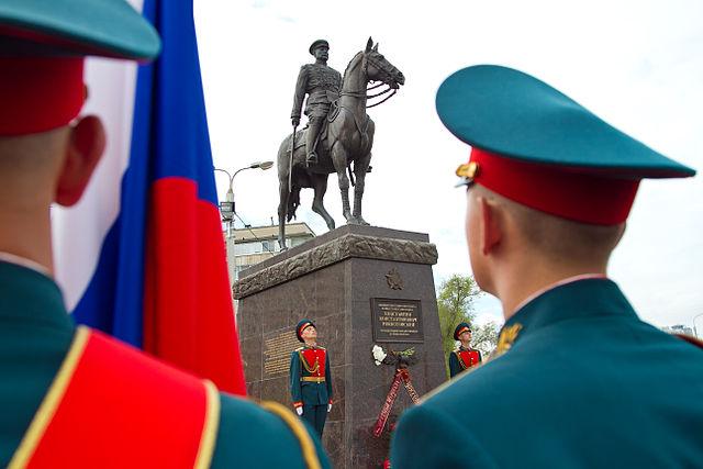 Памятник в Волгограде