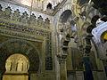 Moorish part of the Mezquita, Cordoba (2369899416).jpg