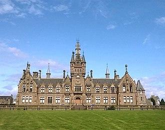 Morgan Academy - Morgan Academy In Dundee