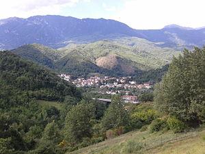 Morino - Image: Morino Valle Roveto