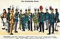 Moritz Ruhl - Griechische Armee 1914 - Paradeuniformen.jpg