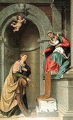 Mystical apostasy of St. Catherine of Alexandria