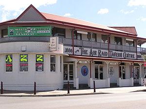 Moruya, New South Wales - Air Raid Tavern, Moruya