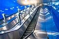 MosMetro Nizhegorodskaya (2020-01) - escalators in blue zone 2.jpg