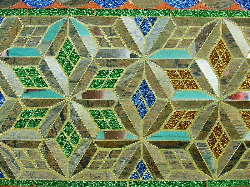 File:Mosaic Detail (8391276395).jpg