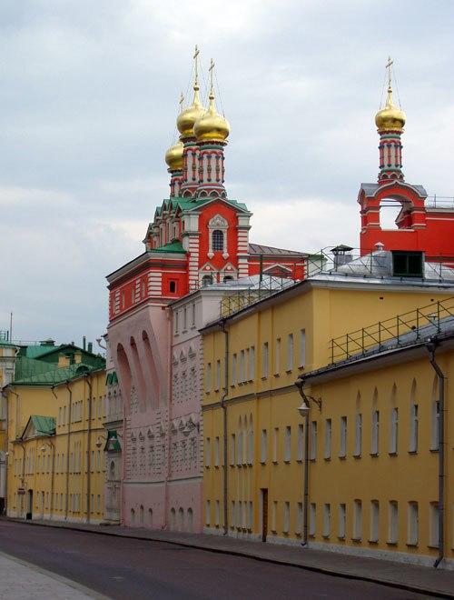 Moscou Kremlin Потешный Дворец