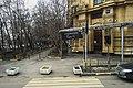 Moscow, Smolenskaya Embankment 5-13 corner door (30920265641).jpg