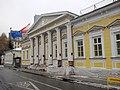 Moscow, Spasopeskovskaya Square 8 - reconstruction (2016) by shakko 01.jpg