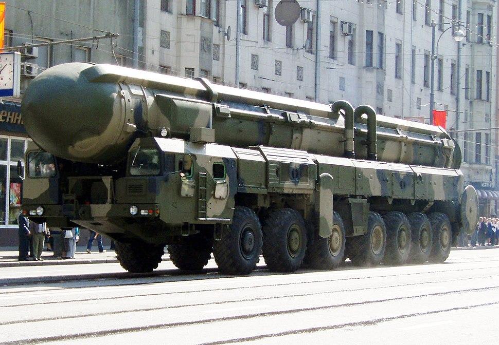 Moscow Parad 2008 Ballist