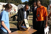 Mosibudi Mangena,International Year of Astronomy 2009.jpg
