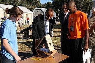 Mosibudi Mangena South African politician