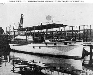 Motorboat Me-Too (1913)