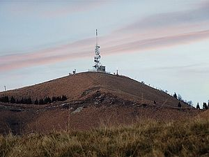 Mottarone - The peak of Mottarone