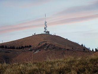 Alpi Cusiane - Mottarone summit