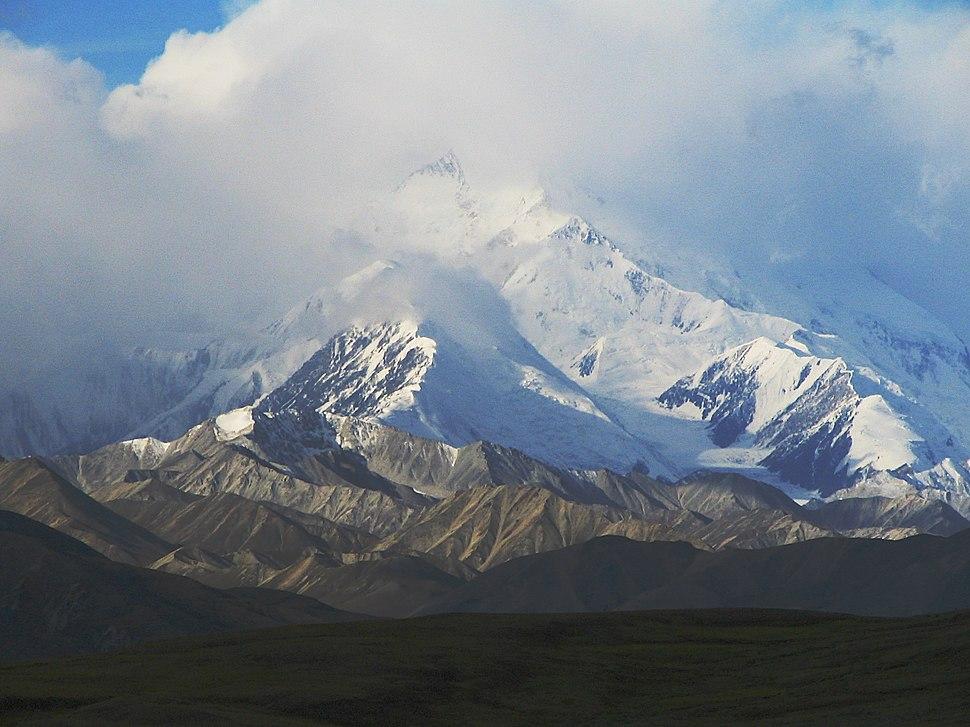 Mount McKinley Shrouded 2048px