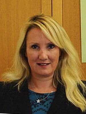 Gosport Conservative primary, 2009 - Image: Ms Caroline Dinenage MP cropped