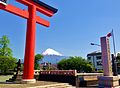 Mt fuji in fujinomiya.JPG