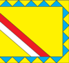 Flag of Mukacheve (Мукачеве)