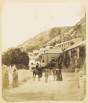 Mumbles (district) - Mumbles, 1850's